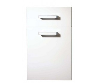 White Acrylic kitchen cabinet door