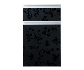 Acrylic MDF kitchen cabinet door