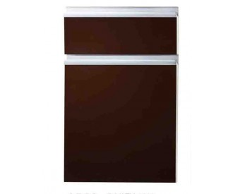 Acrylic solid color kitchen cabinet door