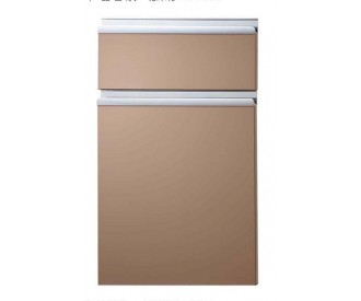 Brown Acrylic Kitchen Cabinet Door