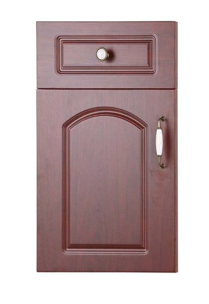Pvc Cabinet Doors : Solid wood pvc cabinet door