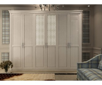 Custom Open Door Wardrobes