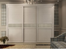 high gloss bedroom wardrobe design