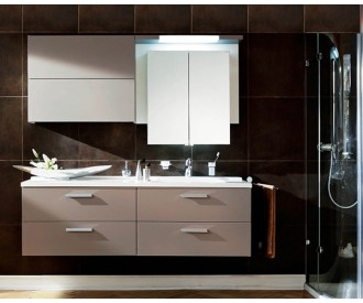 High Glossy Bathroom Cabinet