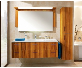 Yellow Fashion Bathroom Cabinets