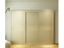 18mm Plywood sliding door wardrobe