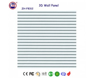 interior decorative 3D texture wall panel for cabinets