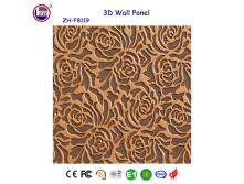 interior 3d effect art wall panel for home decoration