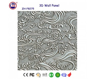 TV background decoration 3d wall panel