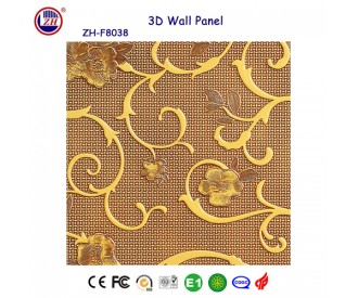 3d interior wall panel decorative wall panel