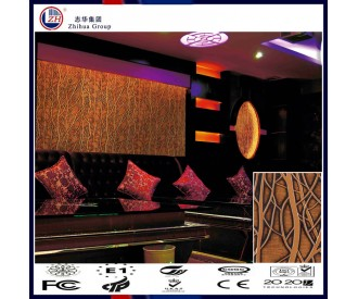 club background decoration deorative wall panel 3D