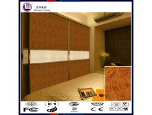 3d wall panel for sliding door