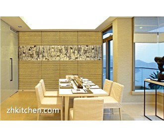 3D decorative textured wall panels for home