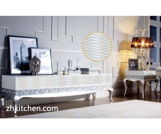 Modern wall panels for cabinets design