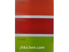 Solid color 1mm acrylic sheet for furniture