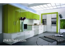 Simple kitchen cabinets design made in China