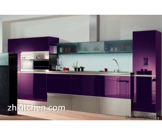 High quality Acrylic kitchen cabinet