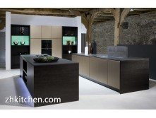 Modern whole fiber kitchen cabinet set