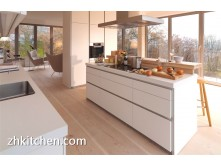 Simple lacquer kitchen cabinet designs