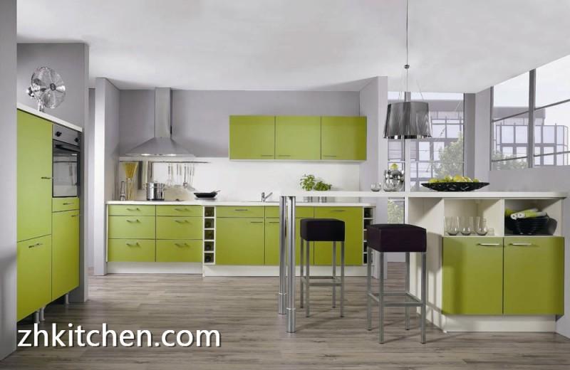 Combination Modern Kitchen Cabinet Laminate Kitchen Cabinet Design