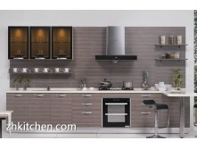 Custom made UV kitchen cabinet China