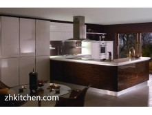 Modern high gloss UV coating kitchen