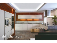 White kitchen cabinets China manufacturer