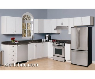 Anti-moisture PVC kitchen cabniet units