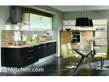 Sample pattern PVC small kitchen interior design