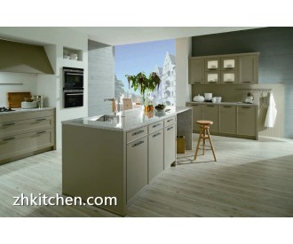 Wholesale PVC Kitchen Cabinet Simple Designs