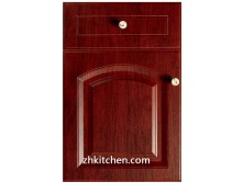 European Standard PVC kitchen cabinet door