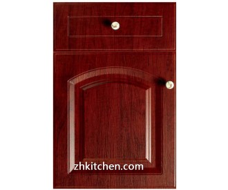 european standard pvc kitchen cabinet door at zhkitchen