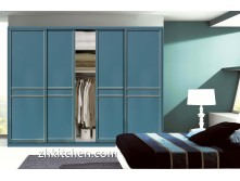 Affordable sliding door track for wardrobe