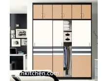 High quality aluminium frame sliding doors for wardrobes