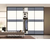 E1 MDF wardrobe sliding door