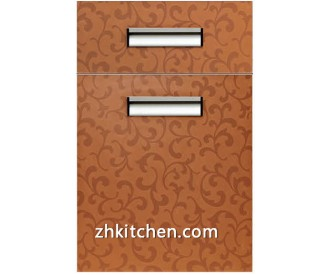 Customized Acrylic Kitchen Cabinet Door