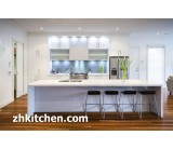 Laminate Glossy kitchen cabinet design