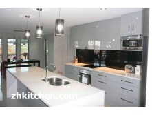 Affordable Glossy Kitchen Cabinets