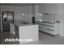 China Modern Custom Kitchen Cabinet