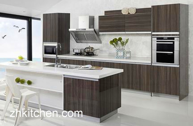 Grey Glossy China Wall Cabinet Manufacturer