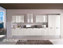 White Glossy Kitchen Wall Cabinet China