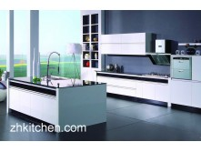 High Gloss Kitchen Cabinets China