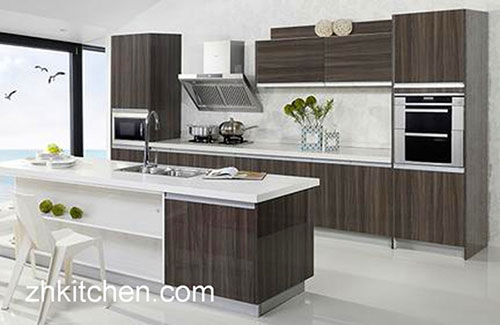 A Quotation of Kitchen Cabinets from United States