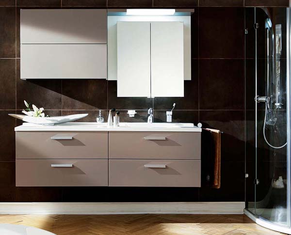 Contemporary Acrylic Kitchen Cabinets for Your Home Kitchen