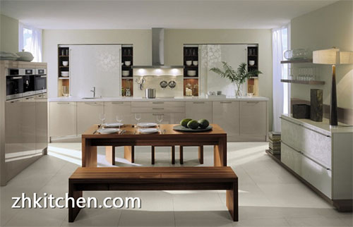 Quotes of Acrylic Kitchen Cabinets & Sheet from India