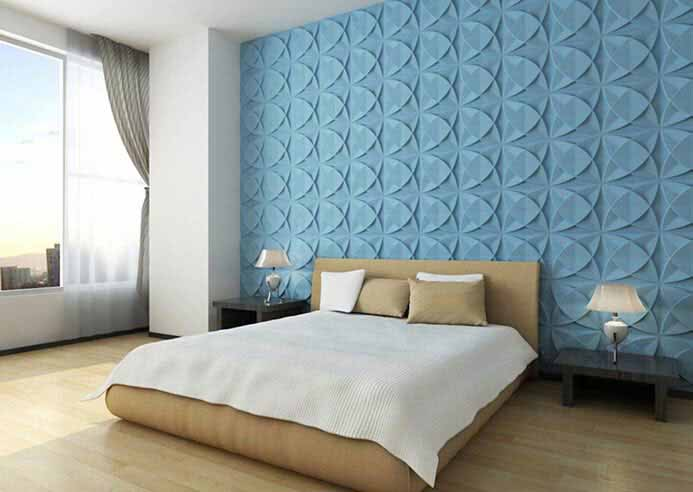 Decorative Wall Panel For Bedroom Decoration