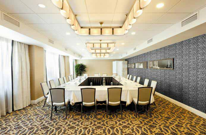 Decorative Wall Panel Of Meeting Room