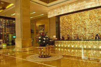 Five-star Hotel 3D Decorative Wall Panel