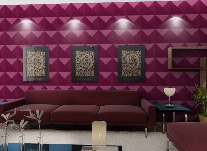 Decorative Wall Panels In Living Room Designs