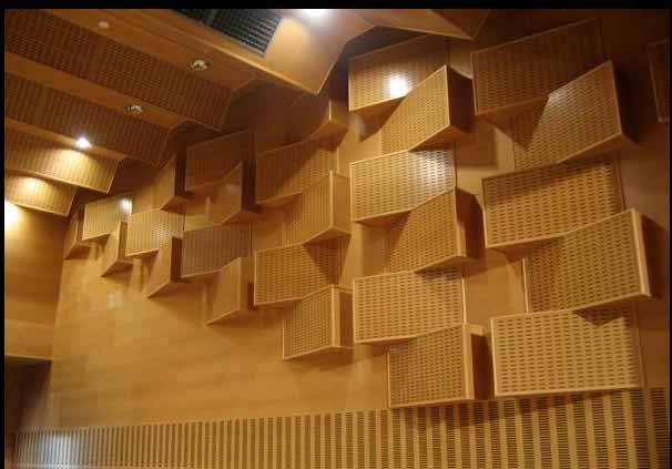 Do you know acoustical decorative wall panel?
